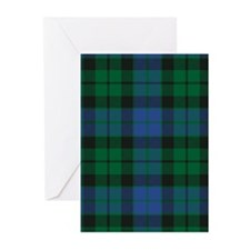 Tartan - MacKay Greeting Cards (Pk of 10)