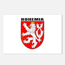 Bohemia, Czech Republic Postcards (Package of 8)