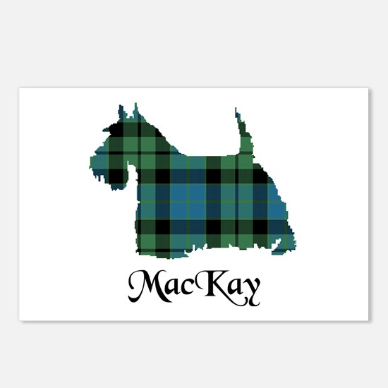 Terrier - MacKay Postcards (Package of 8)