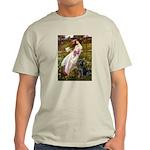 Windflowers & Black Lab Light T-Shirt
