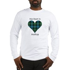 Heart - MacKay Long Sleeve T-Shirt
