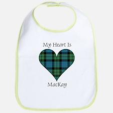 Heart - MacKay Bib