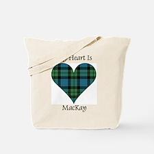 Heart - MacKay Tote Bag