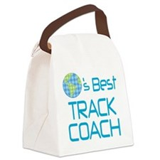 Earths Best Track Coach Canvas Lunch Bag