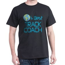 Earths Best Track Coach T-Shirt