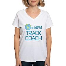 Earths Best Track Coach Shirt