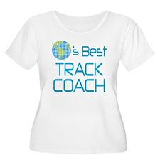 Earths Best Track Coach T-Shirt