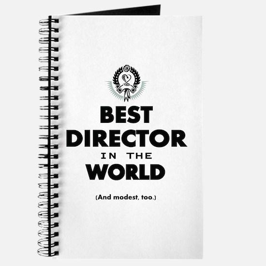 Best Director in the World Journal