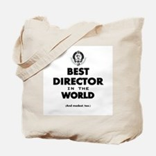 Best Director in the World Tote Bag