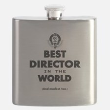 Best Director in the World Flask