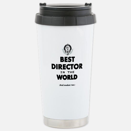 Best Director in the World Travel Mug