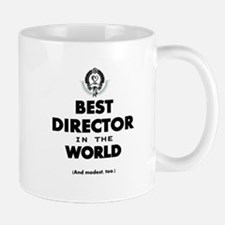 Best Director in the World Mugs