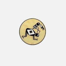 MIMBRES HUNGRY CHILD BOWL DESIGN Mini Button