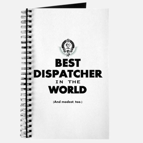 Best Dispatcher in the World Journal
