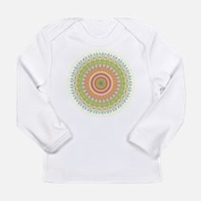 Bright Blessings Mandala Long Sleeve T-Shirt