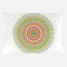 Bright Blessings Mandala Pillow Case