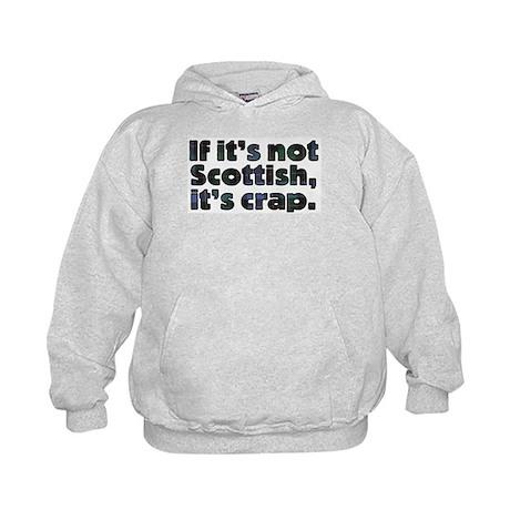 Scottish Kids Hoodie