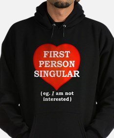 First Person Singular Hoody