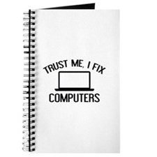 Trust Me, I Fix Computers Journal