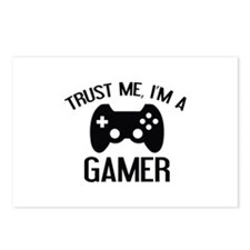 Trust Me, I'm A Gamer Postcards (Package of 8)