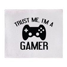 Trust Me, I'm A Gamer Stadium Blanket