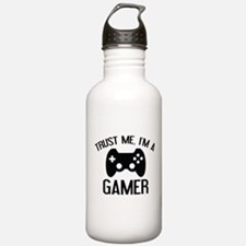 Trust Me, I'm A Gamer Water Bottle