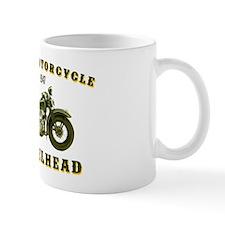 Vintage Motorcycle - Knuckelhead mug Mug