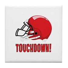 Touchdown! Tile Coaster
