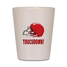 Touchdown! Shot Glass