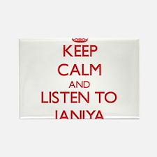 Keep Calm and listen to Janiya Magnets