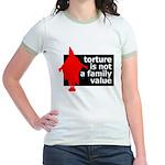 Ringer T-shirt (Torture)
