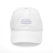 Protect Animals Baseball Cap
