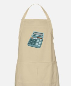 Math Equations Calculator Apron