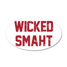 Wicked Smaht Wall Decal