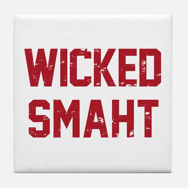 Wicked Smaht Tile Coaster