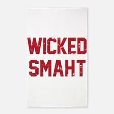 Wicked Smaht 3'x5' Area Rug