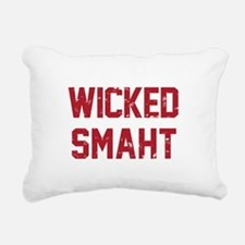 Wicked Smaht Rectangular Canvas Pillow