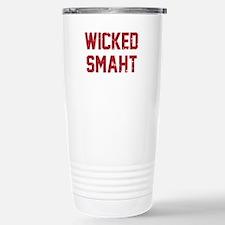 Wicked Smaht Travel Mug