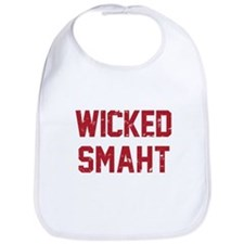 Wicked Smaht Bib