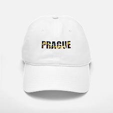Prague, Czech Republic Baseball Baseball Cap