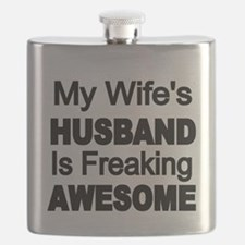 My Wifes Husband is Freaking Awesome Flask