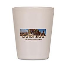 ABH Colorado NM Shot Glass