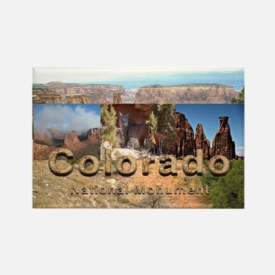 ABH Colorado NM Rectangle Magnet