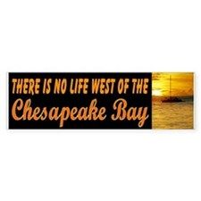 CHESAPEAKE BAY BUMPER Bumper Bumper Sticker