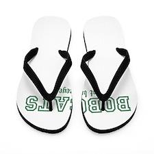 Bobcats not Buckeyes Flip Flops