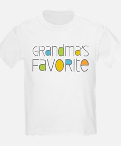 Grandmas Favorite T-Shirt