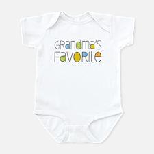 Grandmas Favorite Infant Bodysuit