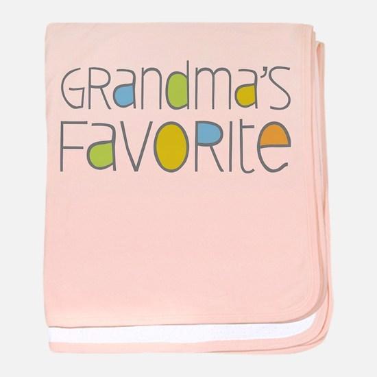 Grandmas Favorite baby blanket