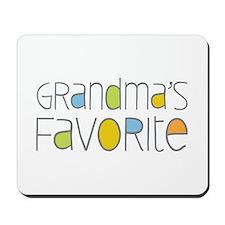 Grandmas Favorite Mousepad