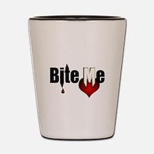 Love Bites Shot Glass
